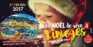 Le marché de Noël à Limoges avec les vins du Haut-Tellas